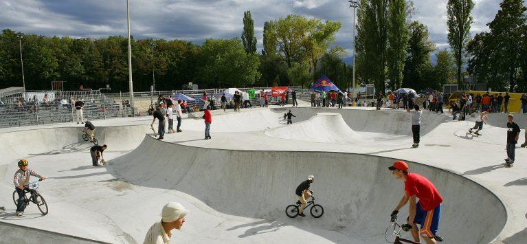 Une région sport