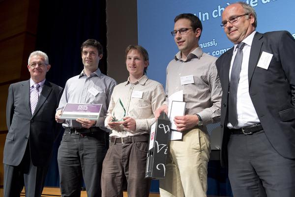 Le prix « Coup de coeur du Jury » - Brasserie Docteur Gab's SA