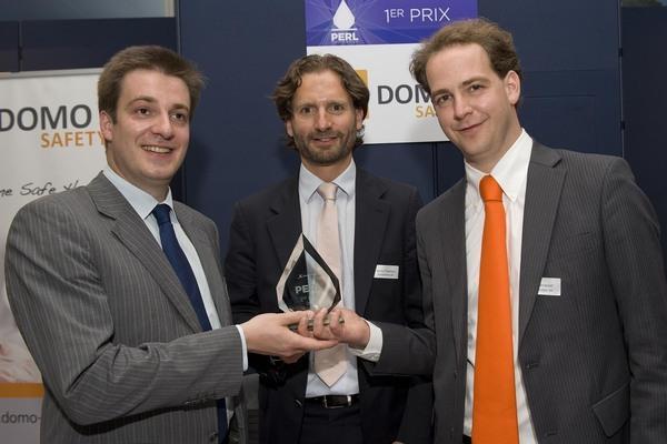 1er Prix - DomoSafety