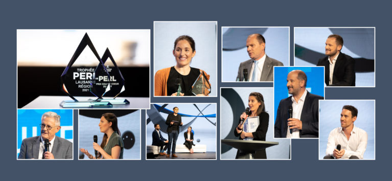 Les Prix Entreprendre Lausanne Région (PERL)